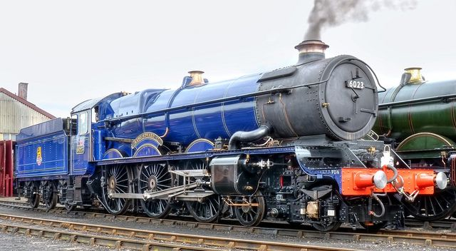 king class locomotives - Google Search