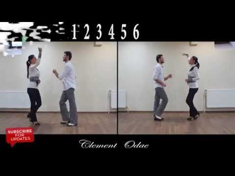 15. Circle The Lady - Salsa Advanced - YouTube