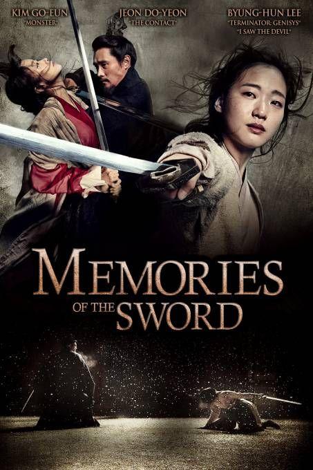 Memories of the Sword  Description: De achttienjarige Hong-ee is haar hele leven getraind in zwaardvechten door Seol-rang de vrouw die haar heeft opgevoed. Als Hong-ee oog in oog komt te staan met de machtigste man van het rijk de koning Deok-gi herkent hij haar vechtkunst en weet daardoor wie haar lerares is. Deok-gi Seol-rang en een derde lid Poong-chun vormden achttien jaar geleden een groep die opkwam voor de onderdrukte bevolking en streden tegen de voormalige koning. Een strijd waarin…