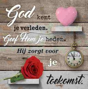 God kent je verleden