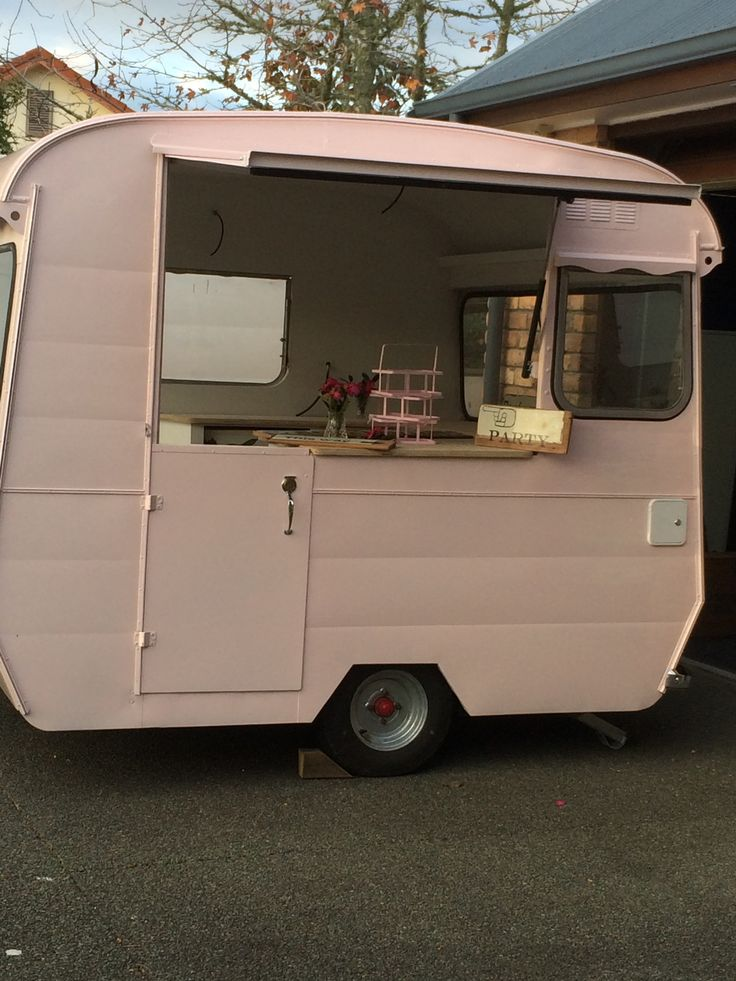 Meet Dolly our newest member of the Retro Events fleet she is nearly ready for her first  Fairy Party just a few finishing touches watch this space