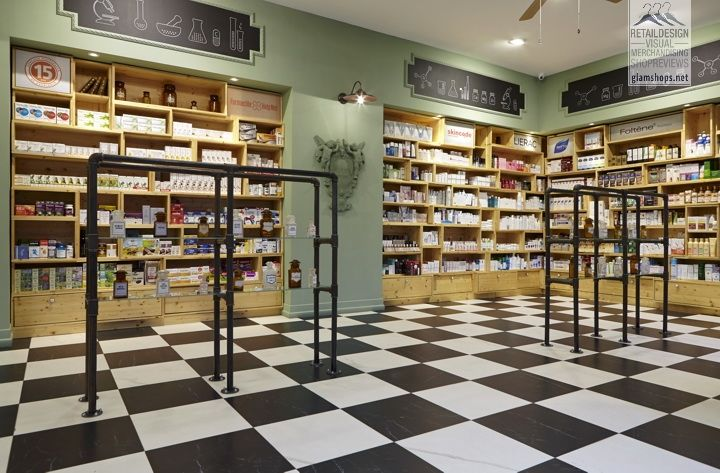 Farmacia Concept Store by Omid Ghannadi, Bucharest – Romania » Visit City Lighting Products! https://www.linkedin.com/company/city-lighting-products