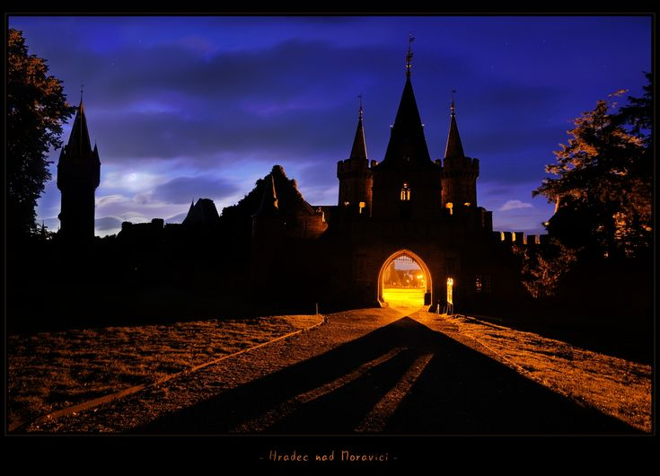 - Hradec nad Moravici - by UNexperienced.deviantart.com on @deviantART