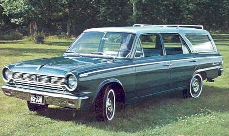 the family car 1965 rambler american station wagon ours. Black Bedroom Furniture Sets. Home Design Ideas