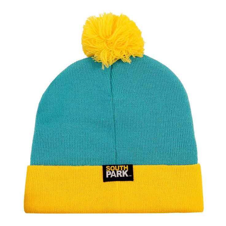 If you love South Park and love Eric Cartman then you'll love this officially-licensed Eric Cartman Cosplay Knit Beanie Hat.  If you're been planning on dressing up in a Eric Cartman Halloween costume or Eric Cartman Cosplay costume, this Eric Cartman South Park beanie is hilarious, screen accurate, and perfect for one's South Park Halloween costume or South Park cosplay event.