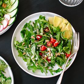 The Little Green Salad