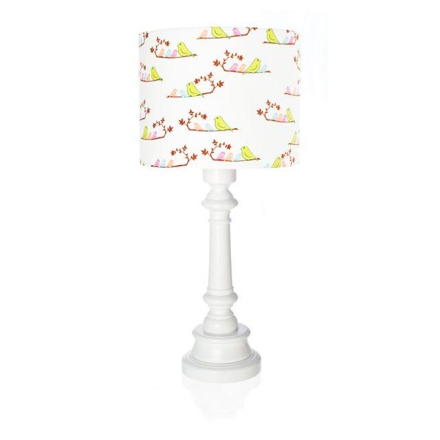 "Lampa ""Kolorowe ptaszki""  Zobacz inne produkty: http://bit.ly/1mHiui1  #lamps #forkids #design #dizajn"