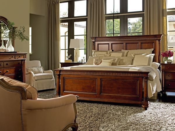 24 best images about bedroom furniture on pinterest - Thomasville mahogany collection bedroom ...