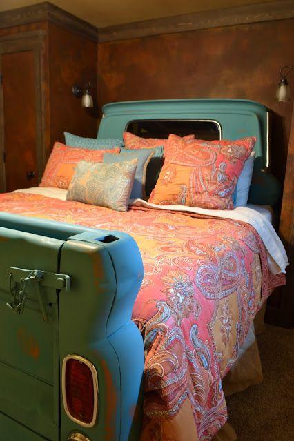 Truck Bed Bedroom: 25 Best Truck Ideas Images On Pinterest