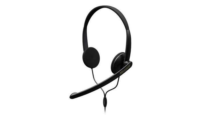 Microsoft Lifechat headSet LX-1000