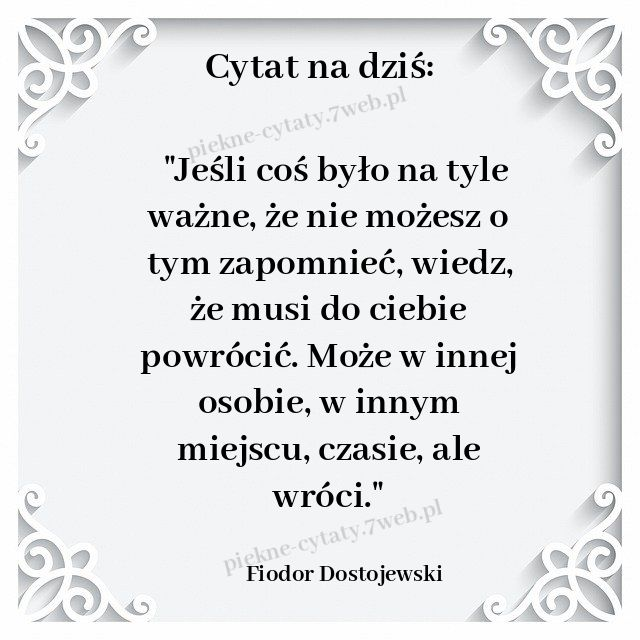 Cytat Na Dzis In 2020 Romantic Quotes For Her Pretty Words Romantic Quotes