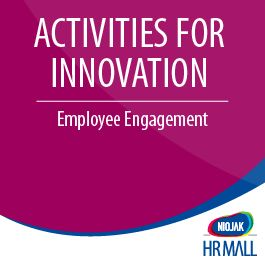 Employee Engagement - Activities To Instil Innovation