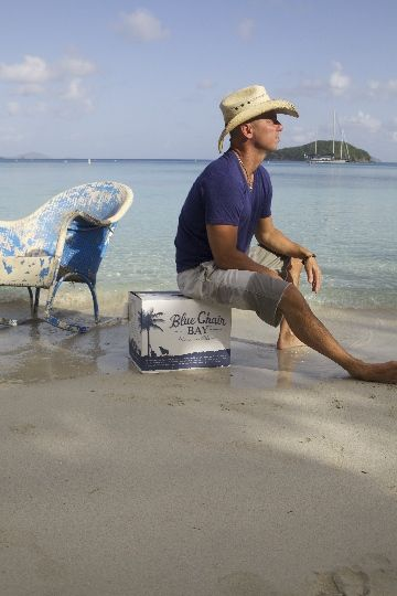 @KennyChesney and @BlueChairBayRum