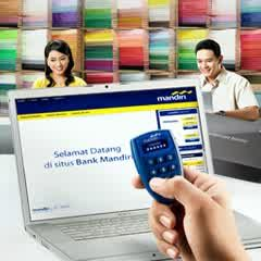 Menikmati Layanan Bank Mandiri Internet Banking
