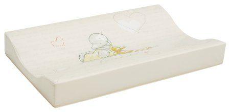 Bébé-jou 6800 - Materassino per fasciatoio, 2 cunei, colore: Ecru: Amazon.it: Prima infanzia