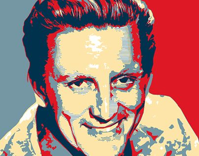 "Check out new work on my @Behance portfolio: ""Yes we Can. Kirk Douglas 100th"" http://be.net/gallery/46484427/Yes-we-Can-Kirk-Douglas-100th"