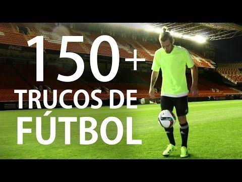 150 + Trucos de Fútbol (Tutoriales Paso a Paso) - Football Tricks Online - YouTube