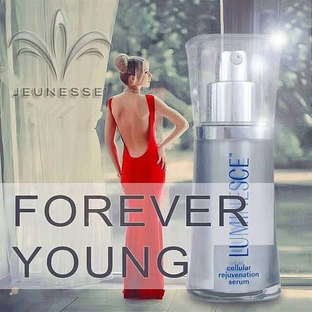 great anti-aging product!  www.clreeder.jeunesseglobal.com