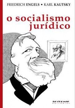 """Idealizado por Friedrich Engels e Karl Kautsky, o artigo """"O socialismo jurídico"""" foi publicado anonimamente na revista da social-democracia alemã, Die Neue Zeit, em 1887. O objetivo era dar resposta aos ataques à teoria econômica de Marx, assim como elaborar uma crítica ao reformismo jurídico e combater a sua influência no movimento operário."""