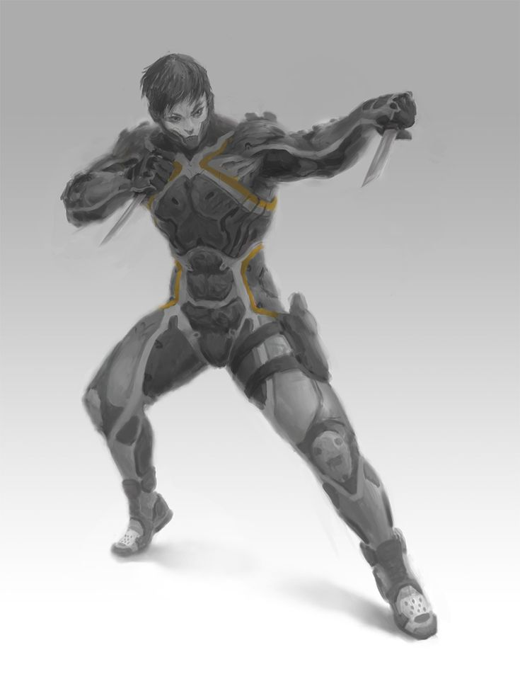 ArtStation - Metal Gear Online Concept Art, JROID S