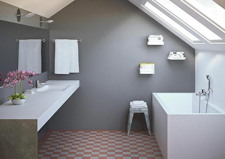 115 best badkamer idee n images on pinterest - Deco toilet ideeen ...
