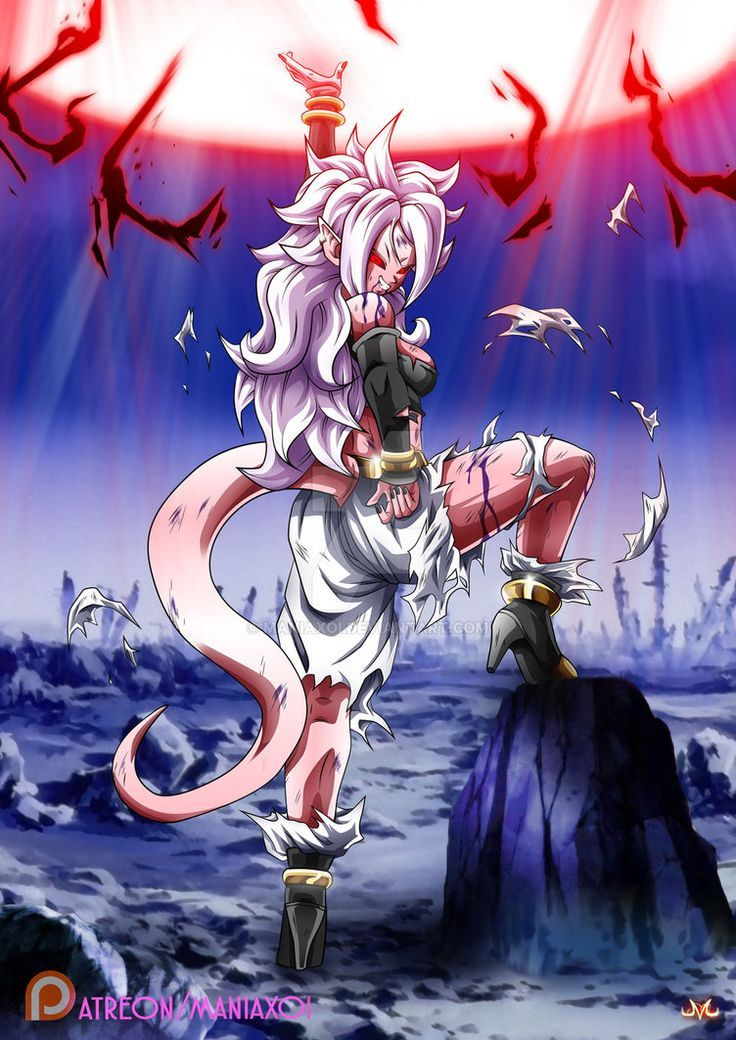 Wallpaper Android December S Patreon Poll Majin 21 Injured By Maniaxoi Wallpaper World Anime Dragon Ball Super Dragon Ball Art Anime Dragon Ball