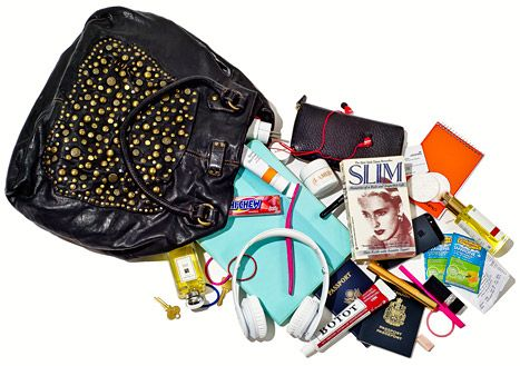 Stana Katic: What's In My Bag? - Us Weekly