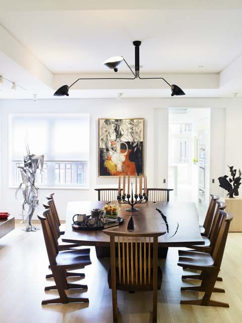 17 Best Images About Serge Mouille On Pinterest Eclectic Living Room Ceiling Lamps And Floor