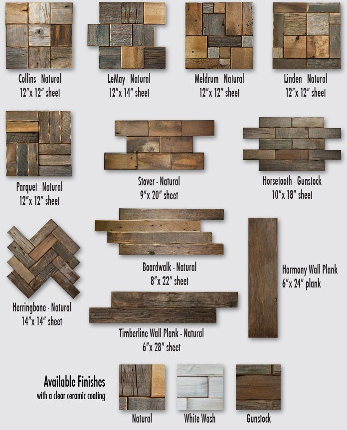 Patterns - useful for miniature dollhouse wood floors