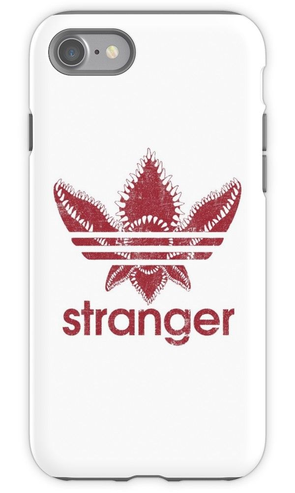 Stranger Things - Adidas logo by ElevenThings
