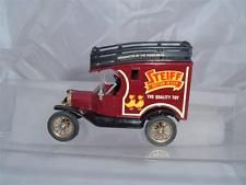 Corgi Gran Bretaña Oso De Peluche Steiff Ford Modelo T Van Original Vintage C Pic