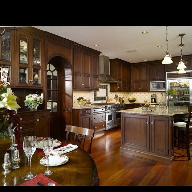 Yet another fabulous kitchen