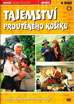 Televizní seriál z Edice České televizeTajemství proutěného košíku na DVD.