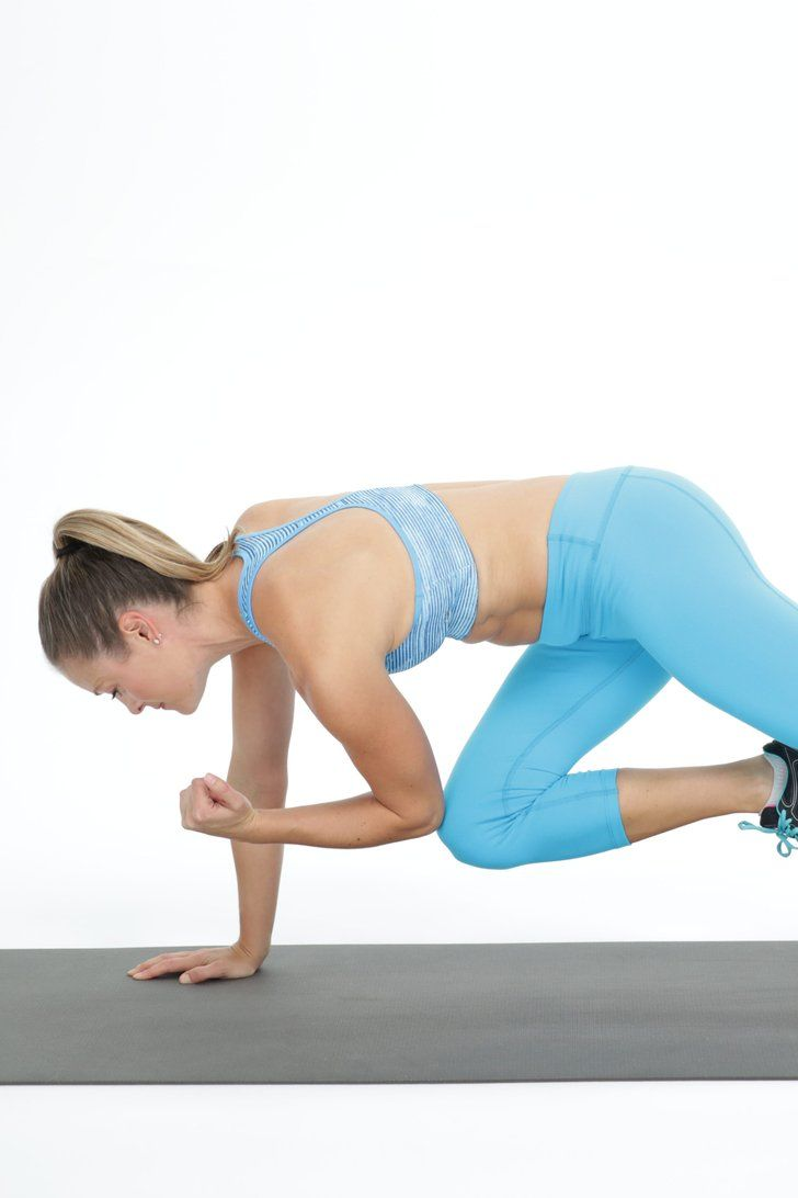 This 2-Minute Workout Will Help You Build Strong Abs and a Toned Body