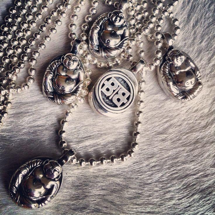 Sterling Silver Pendants #Buddha to Buddha