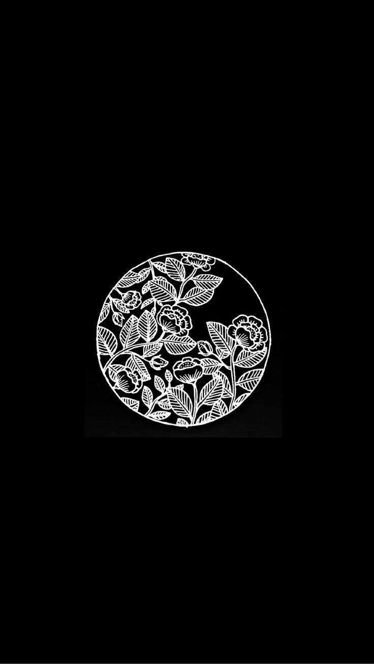 Idea By 悠 閔 On 素材 In 2020 Tumblr Iphone Wallpaper Black
