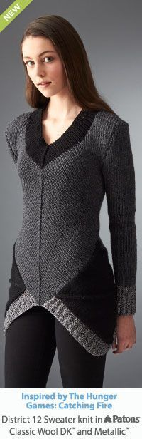 Big Screen Knits | Yarn | Free Knitting Patterns | Crochet Patterns | Yarnspirations