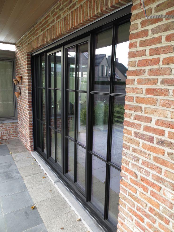 25 beste idee n over groene deuren op pinterest blauwe deuren paarse deur en deuropening - Winkel raam keuken ...