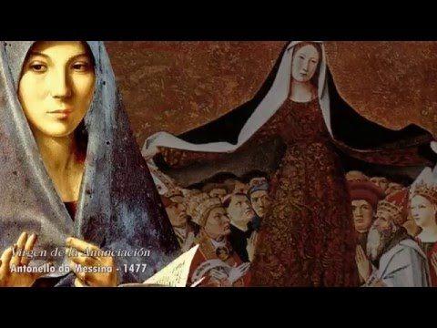 Arrullo a la Divina Infantita - Oración - YouTube