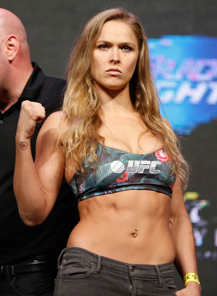 Hot ronda rousey maxim absolutely