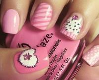 cupcake pink: Nails Art, Nails Design, Nailart, Cute Nails, Pink Nails, Nailsart, Pink Cupcakes, Cupcakes Nails, Cupcakes Rosa-Choqu