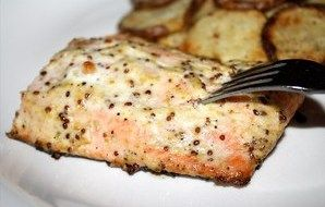 Mayo and Dill Rainbow Trout Recipe - Recipezazz.com