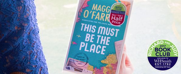 Read an Extract from This Must Be the Place by Maggie O'Farrell