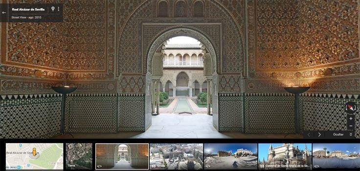 Google ha actualizado Street View con 16 espectaculares lugares de toda España que se pueden recorrer en 360 grados desde casa (incluye enlaces).
