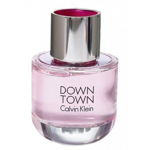 """Calvin Klein lanceerde in 2013 een nieuwe damesgeur. """"Downtown eau de parfum is gericht op vrouwen in de leeftijd tussen 25 en 35 jaar, die ..."""