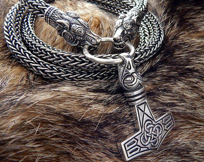 6 métal perles ANTIK argent Ø 4,5 mm bracelet fabrication Norse Vikings