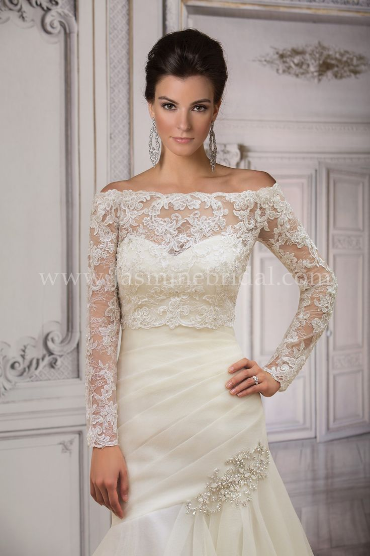 8 best Dress Additions images on Pinterest | Bridal dresses, Bridal ...