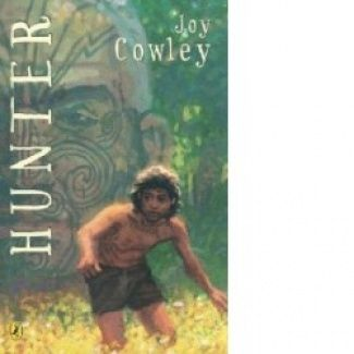 Hunter by Joy Cowley. When 14 year-old Jordan and her young brothers' plane crashes on a wild and deserted peninsula in New Zealand, they are completely terrified - and alone. Or are they? Whose voice is Jordan hearing, telling her what to do next? 200 years ago a hunter with the gift of sight, is also in a dangerous situation - a slave to Maori warriors hunting for the moa.