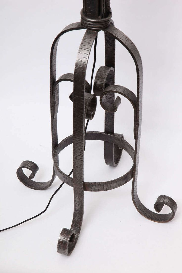 8 best lamps images on pinterest blacksmithing floor lamps and wrought iron floor lamp google search mozeypictures Choice Image