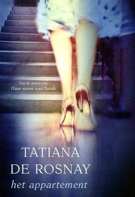 Recensie: Tatiana de Rosnay - Het appartement - Boeken